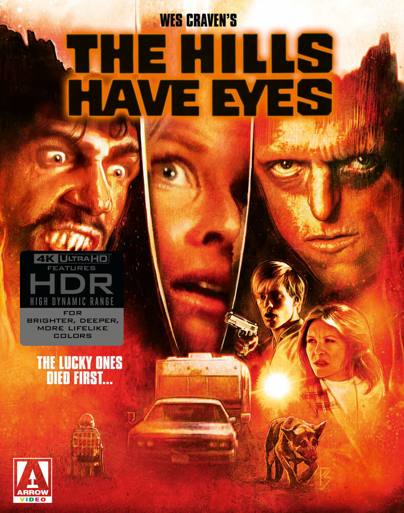 Hills Have Eyes - The Hills Have Eyes