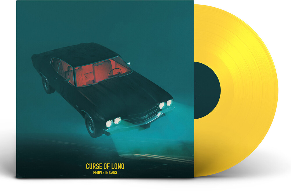 Curse of Lono - People In Cars