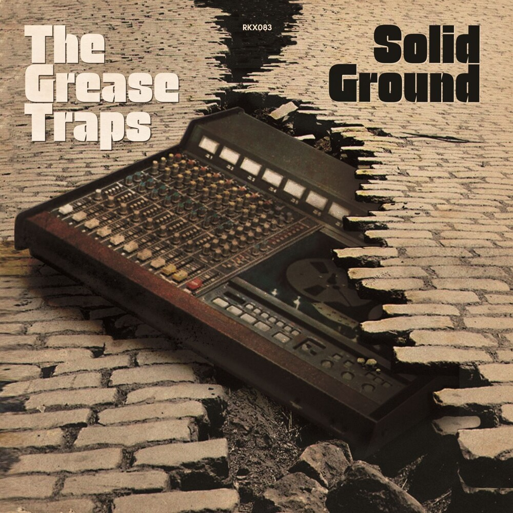 Grease Traps - Solid Ground