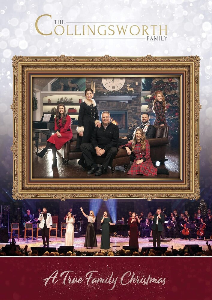Collingsworth Family - A True Family Christmas