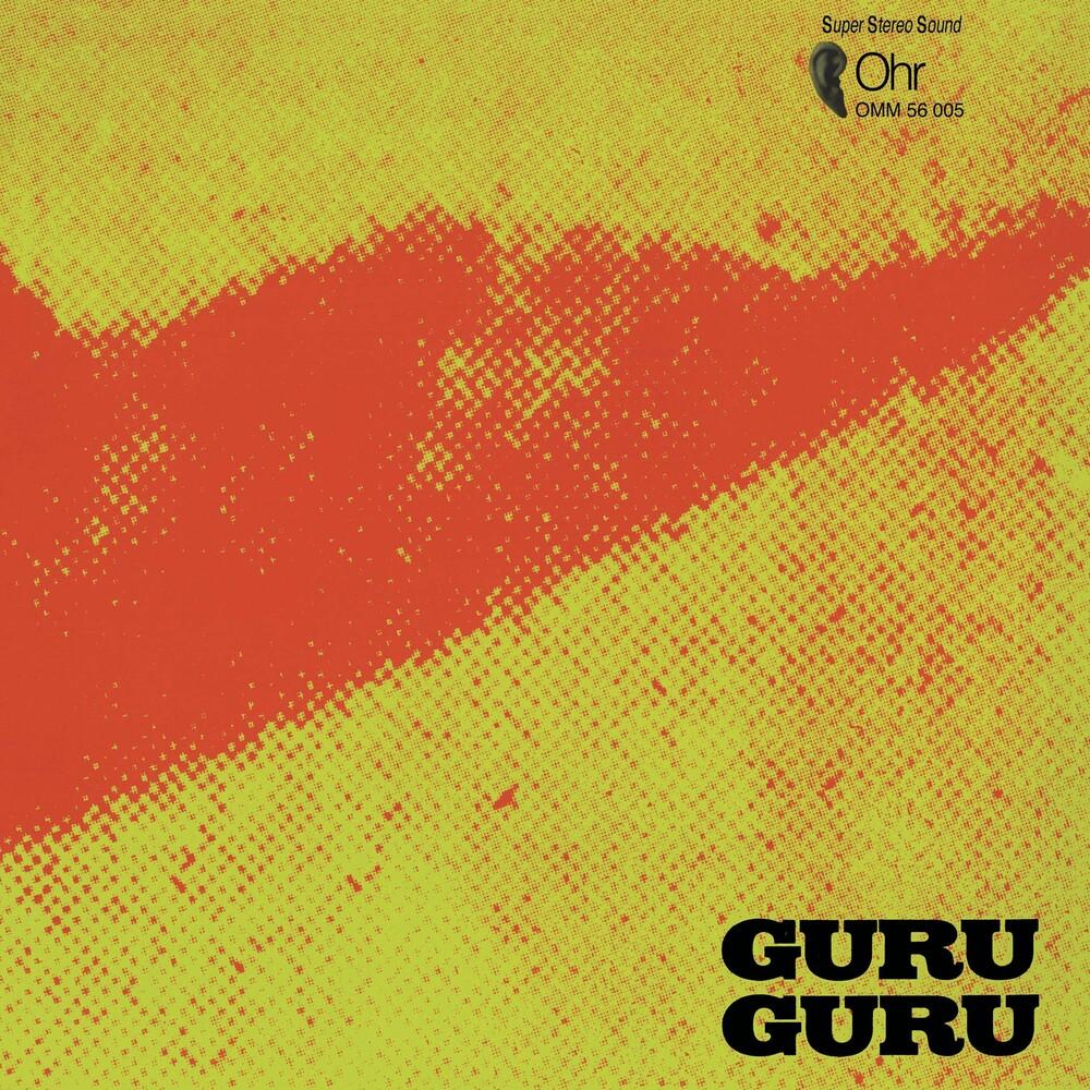 Guru Guru - Ufo (Blue Haze Vinyl) (Blue) [Colored Vinyl]