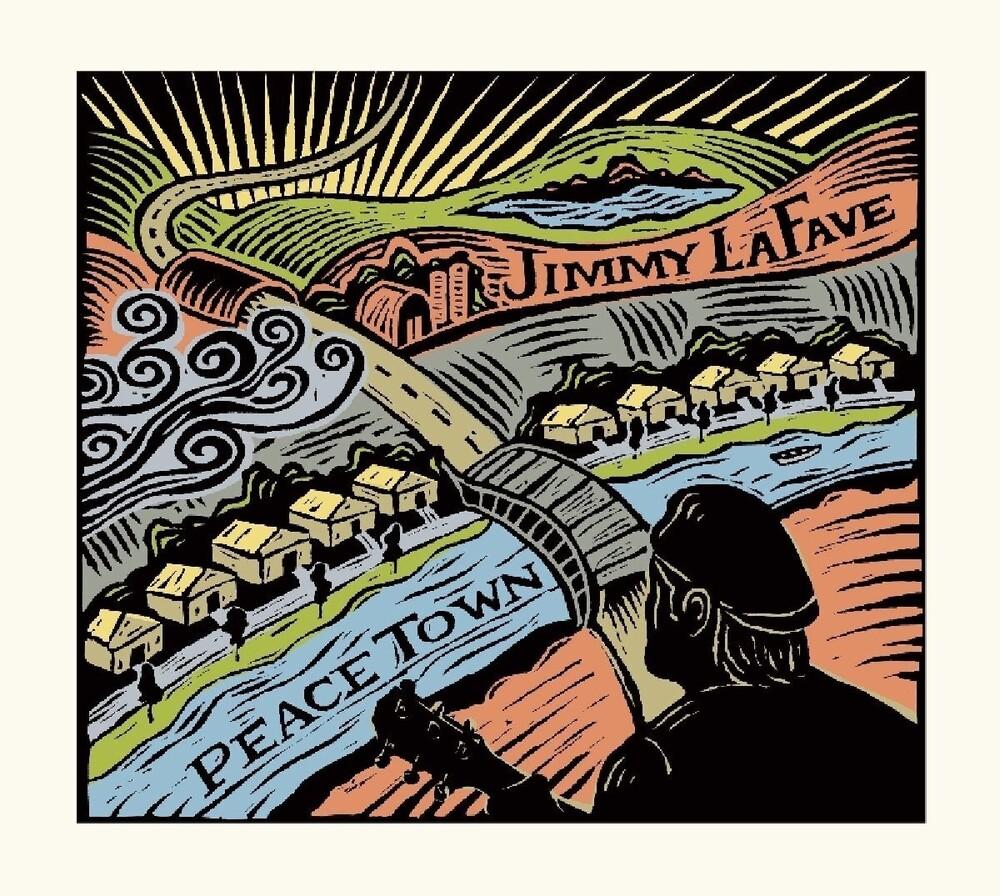 Jimmy Lafave - Peace Lafave (Uk)