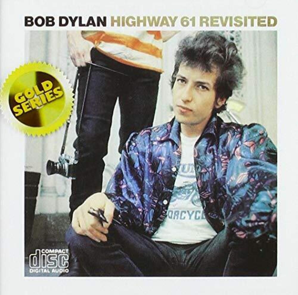 Bob Dylan - Highway 61 Revisited (Gold Series) [Import LP]