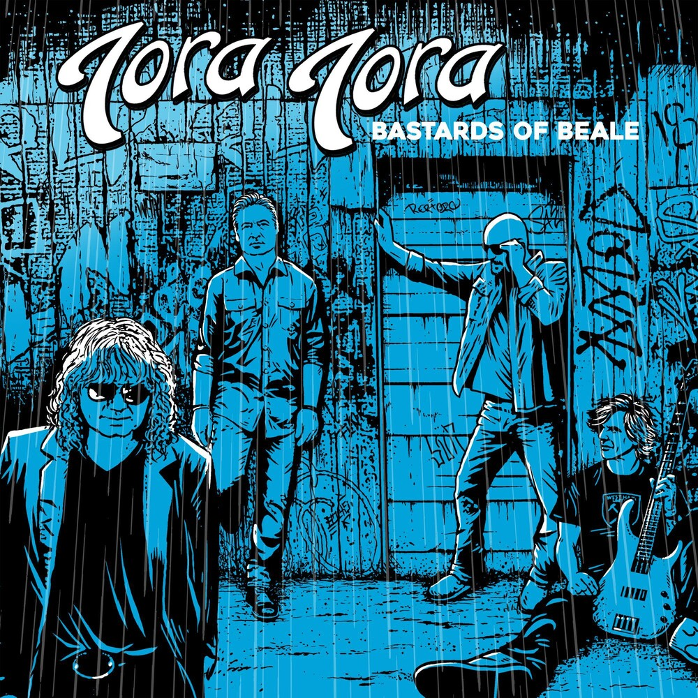 Tora Tora - Bastards Of Beale [LP]