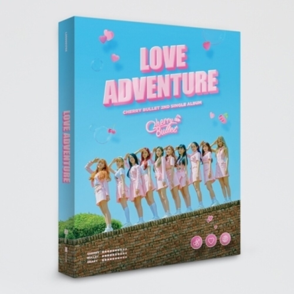Cherry Bullet - Love Adventure [With Booklet] (Phot) (Asia)