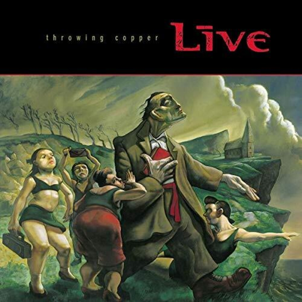 Live - Throwing Copper [25th Anniversary]
