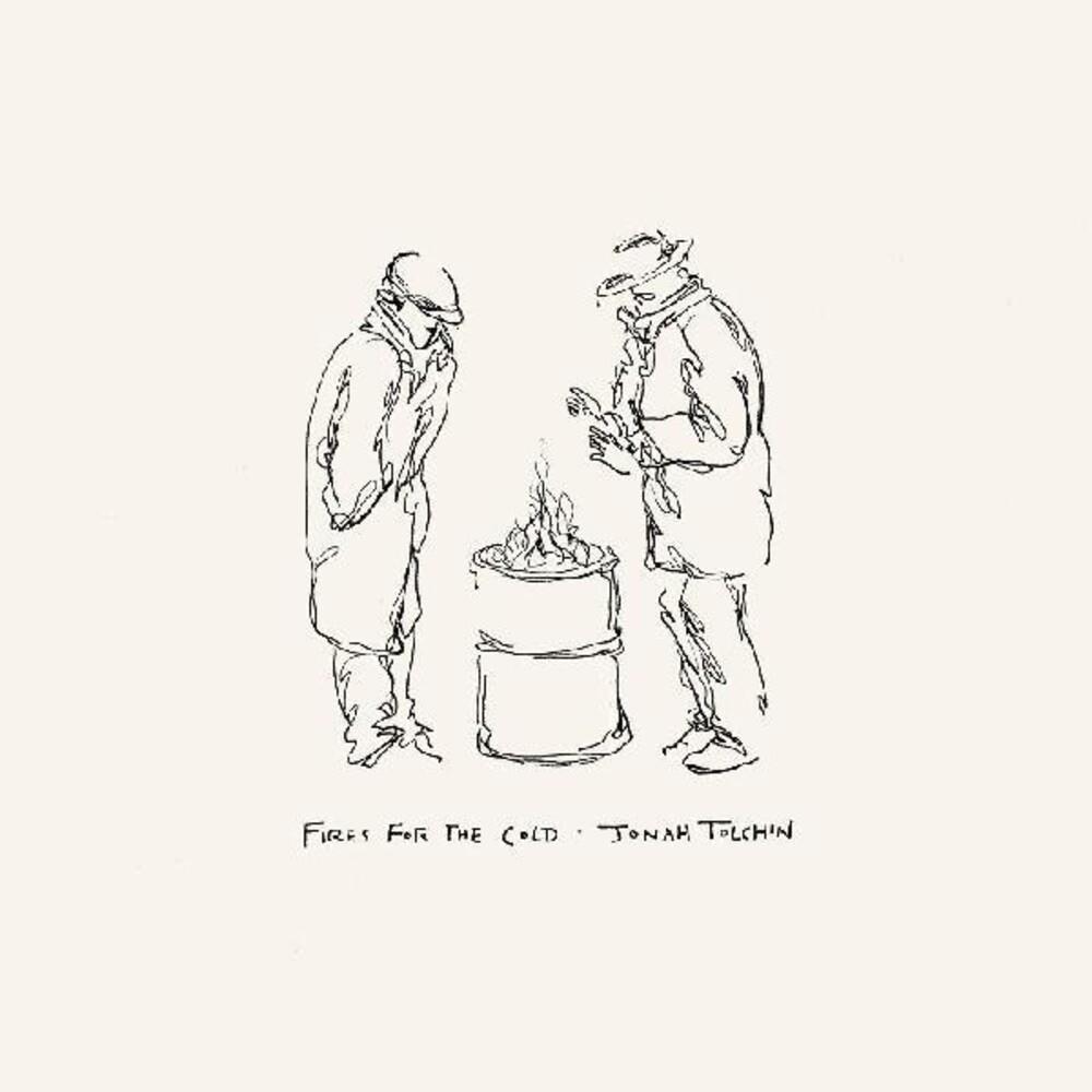 Jonah Tolchin - Fires For The Cold [Blue & Black Splatter LP]