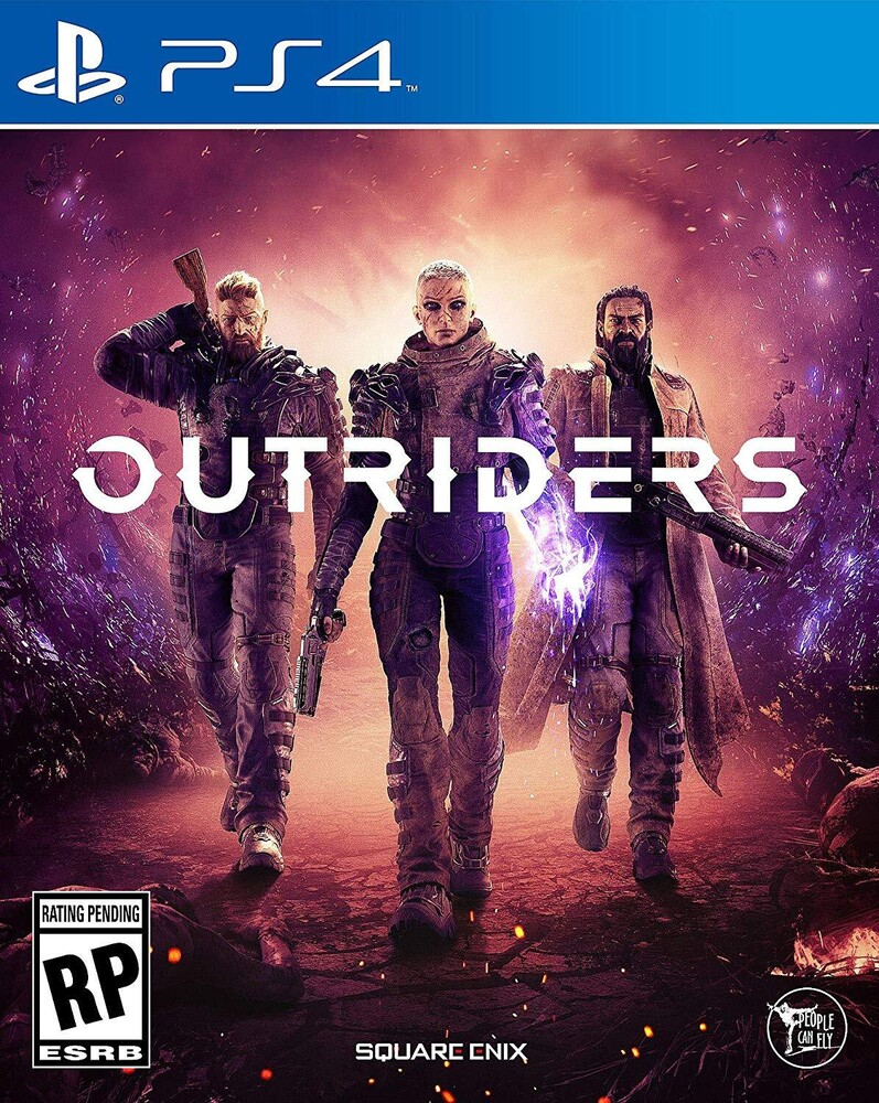 Ps4 Outriders - Outriders Day One Edition for PlayStation 4