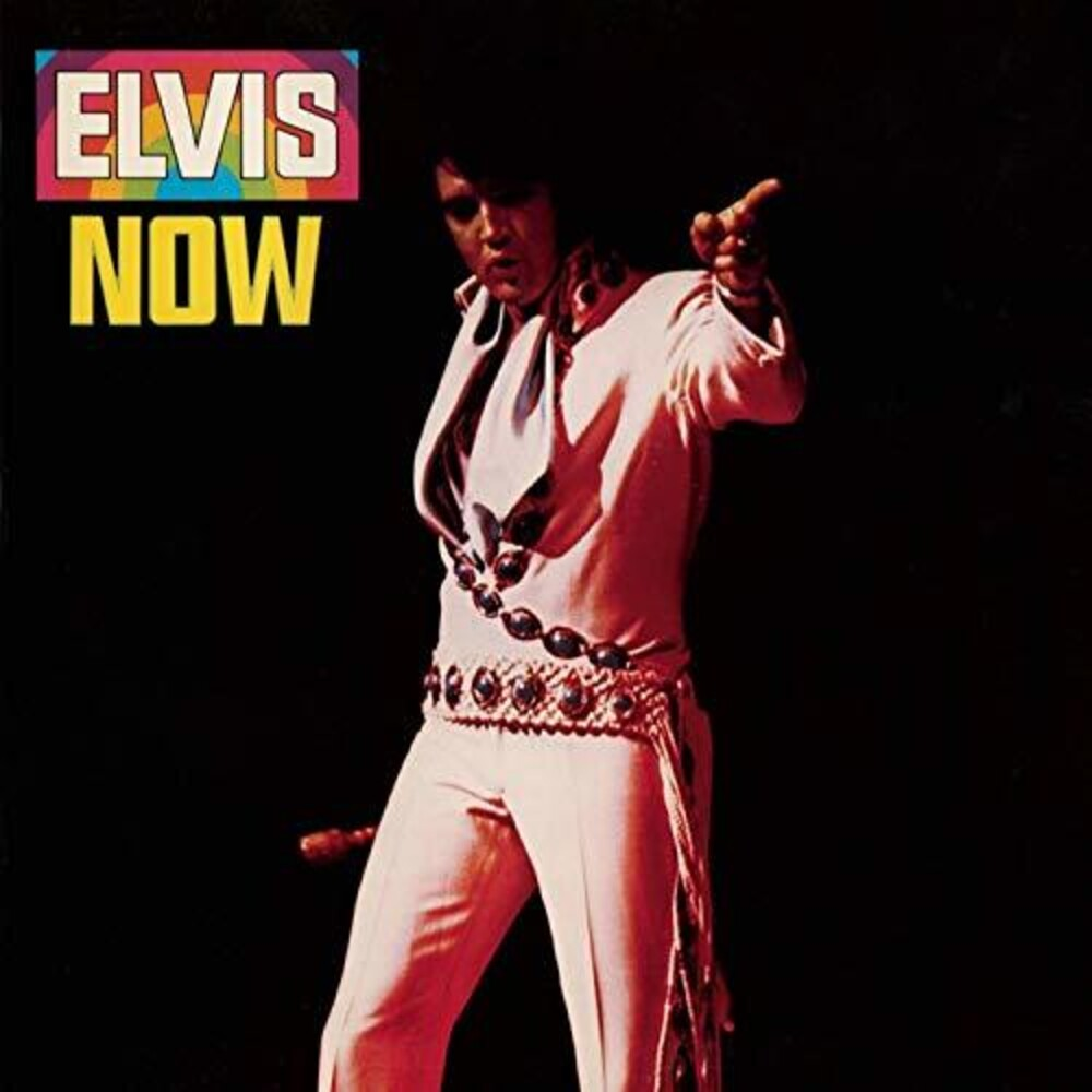 Elvis Presley - Now