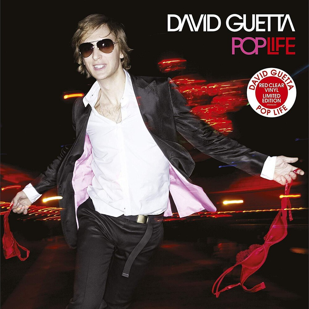 David Guetta - Pop Life [Limited Edition] (Red) (Can)