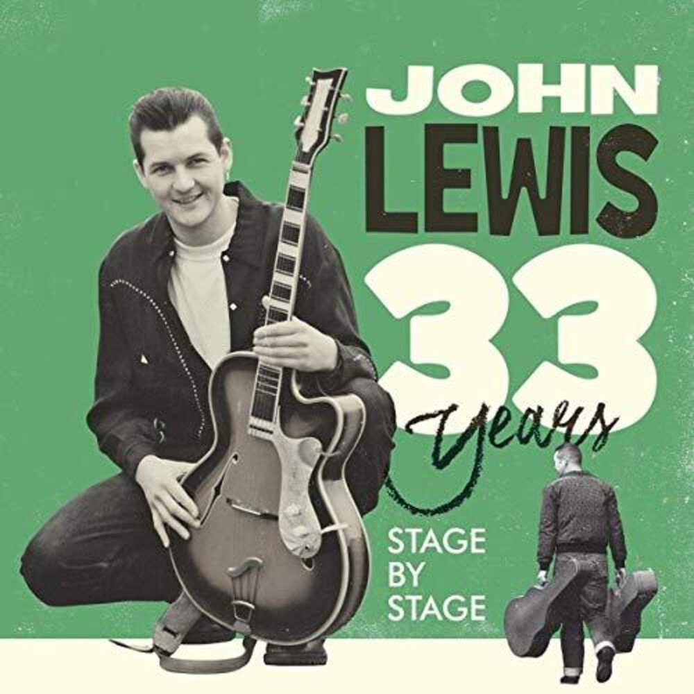 John Lewis - 33 Years Stage By Stage (Spa)