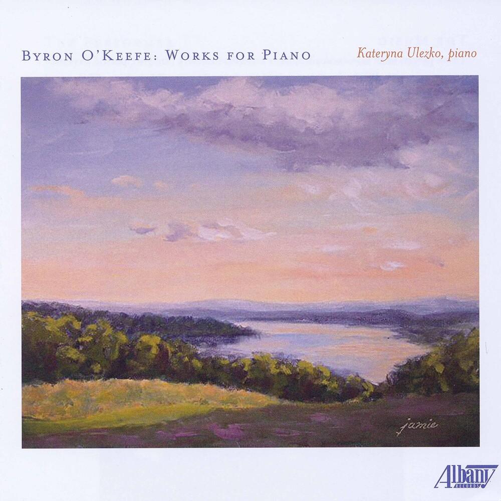 Kateryna Ulezko - Works For Piano