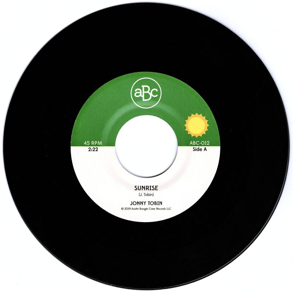 Jonny Tobin - Sunrise / Super Genesis