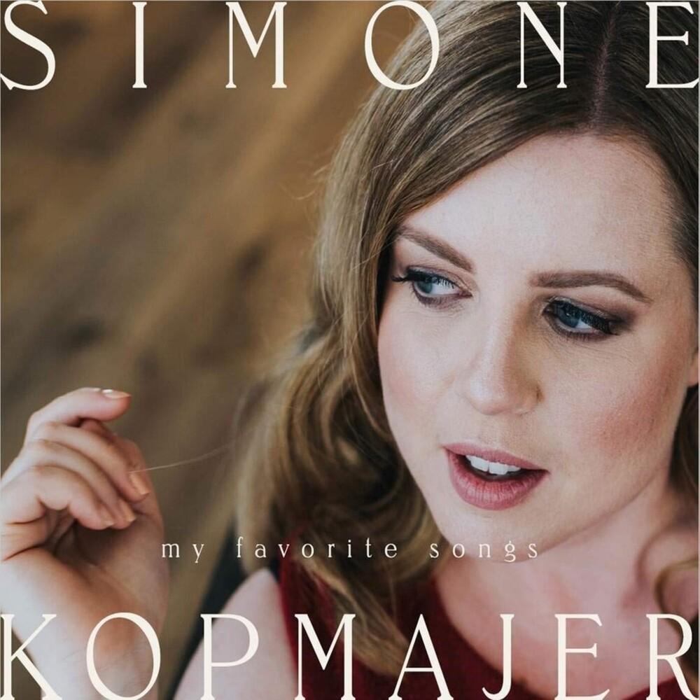 Simone Kopmajer - My Favorite Songs