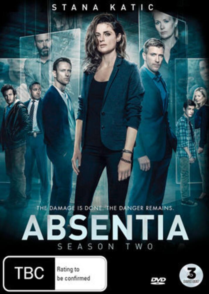 - Absentia: Season 2 (3pc) / (Aus Ntr0)