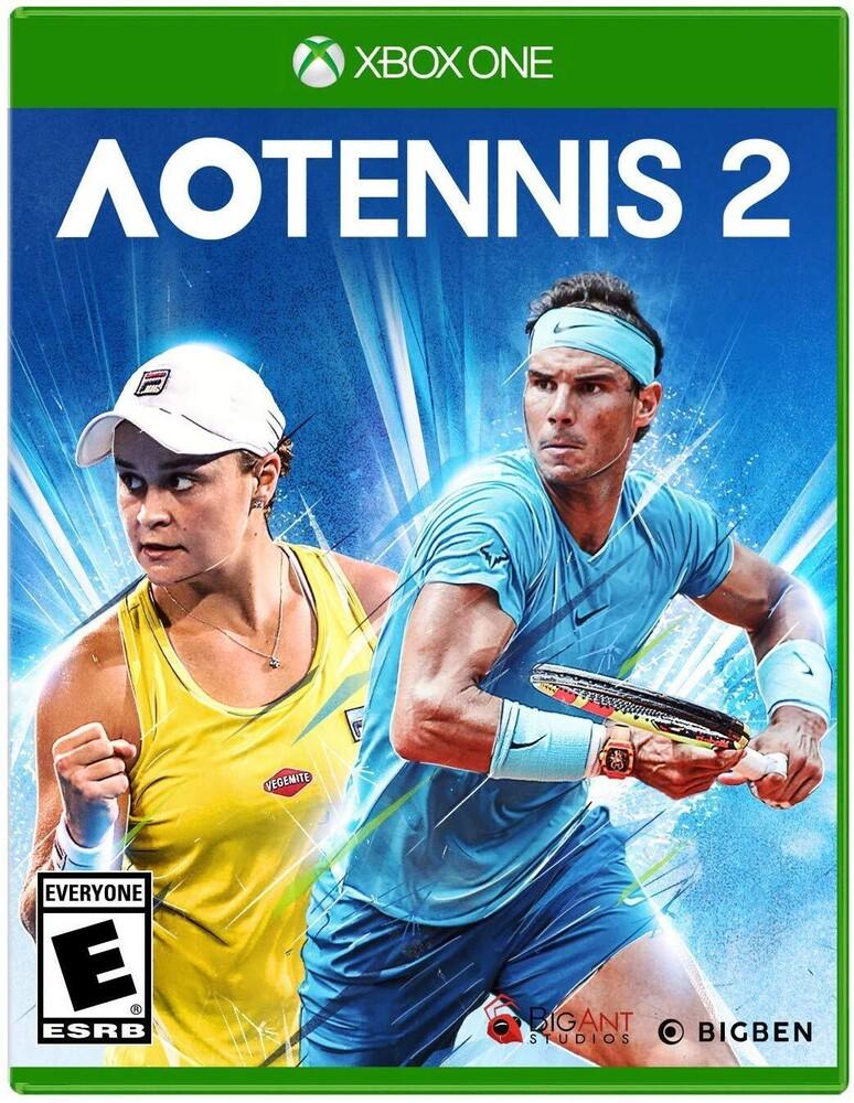 - Ao Tennis 2