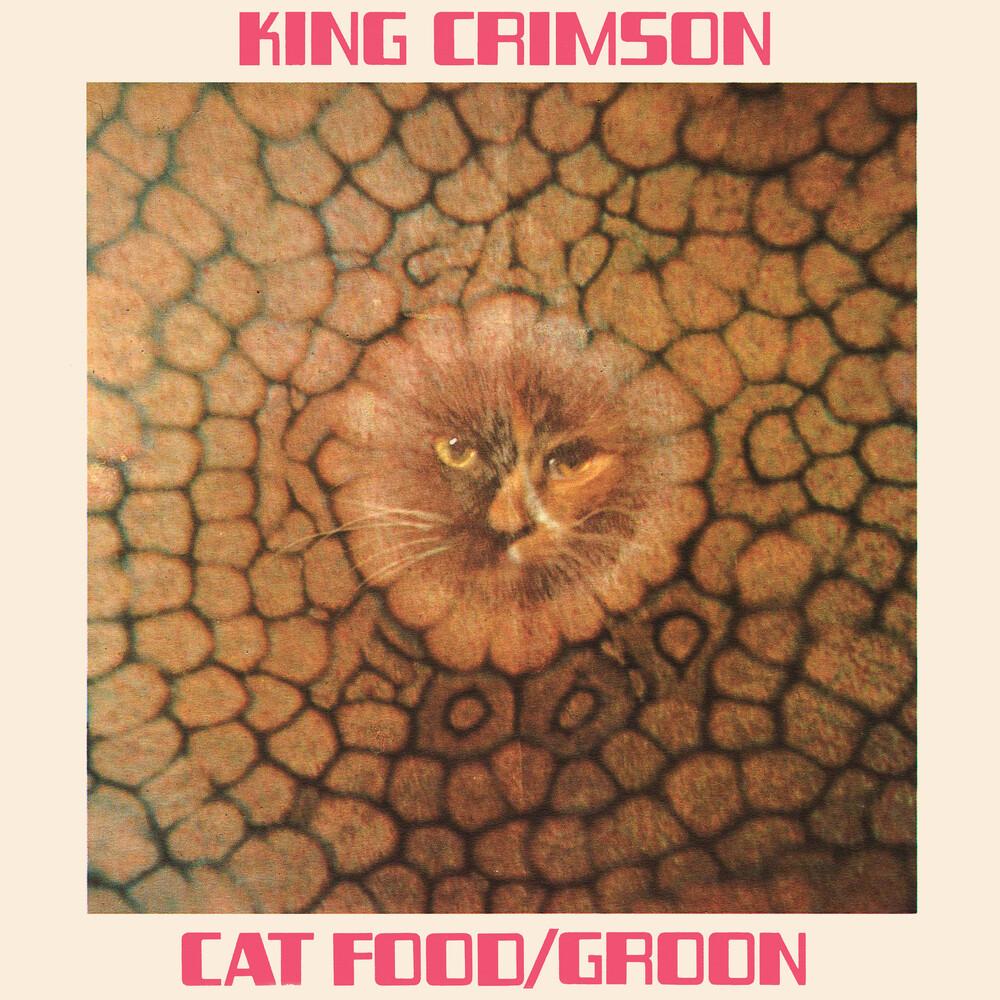 King Crimson - Cat Food: 50th Anniversary Edition (10-inch Vinyl)