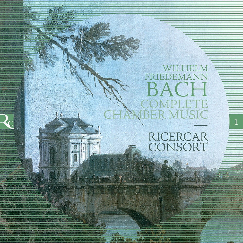 W Bach F / Ricercar Consort - Complete Chamber Music (2pk)