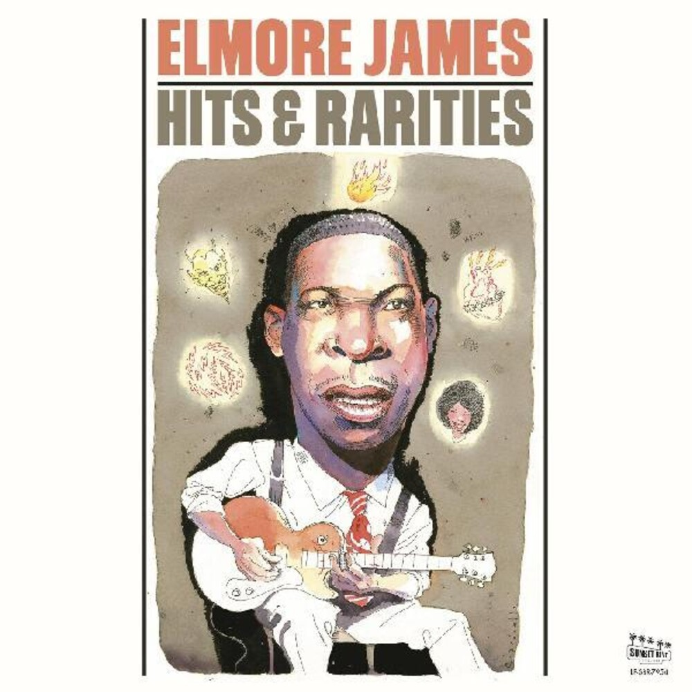 Elmore James - Hits & Rarities [Limited Edition Red LP]