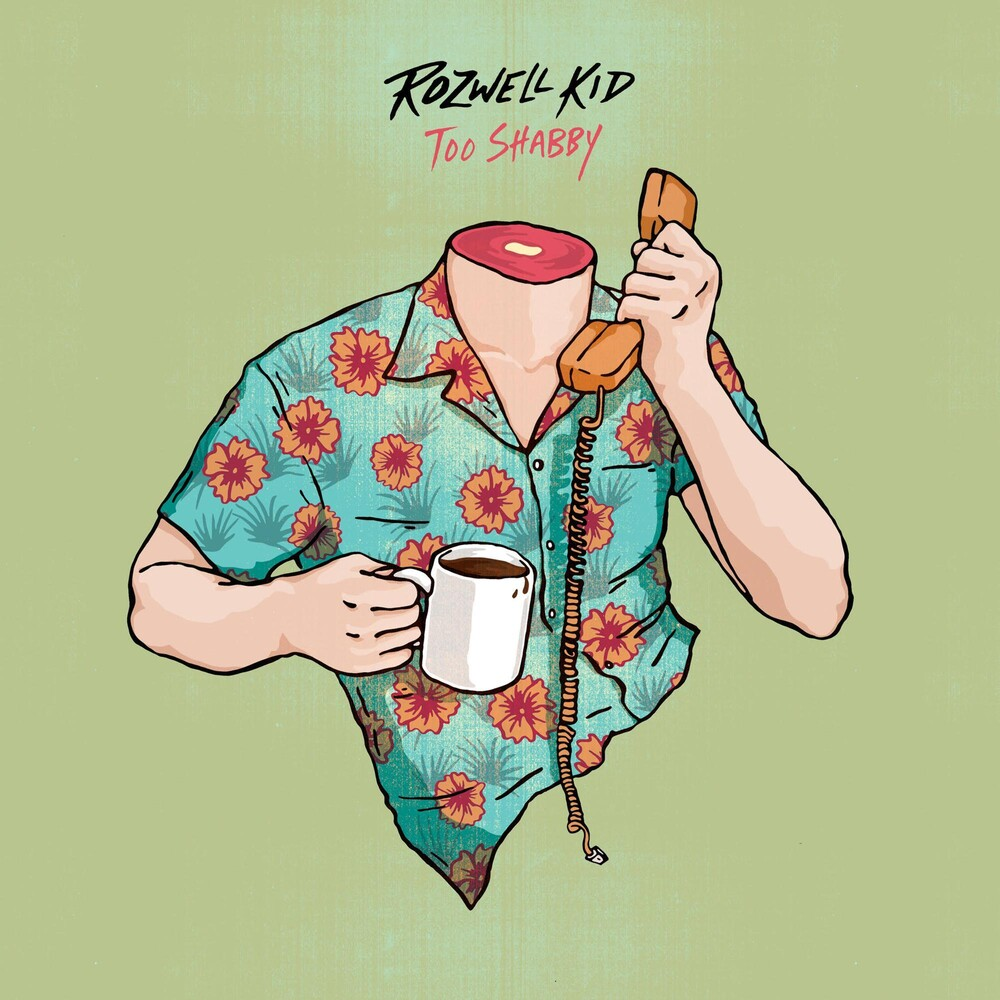Rozwell Kid - Too Shabby [Deluxe Edition LP]