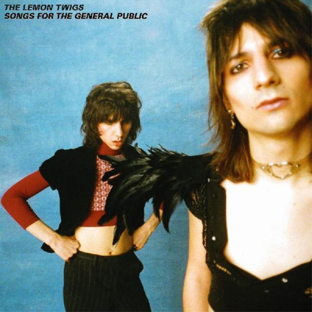 The Lemon Twigs - Songs For The General Public [LP]