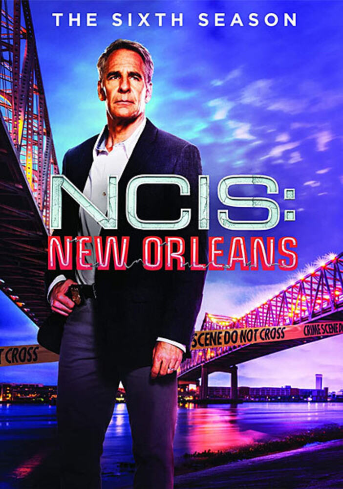 NCIS: New Orleans - Sixth Season - Ncis: New Orleans - Sixth Season (5pc) / (Box Ac3)
