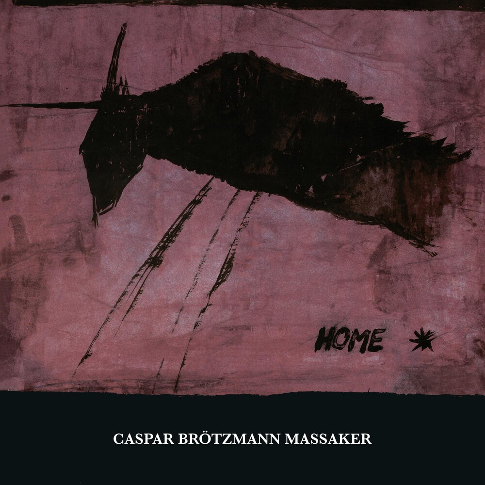 Brotzmann Massaker Caspar - Home