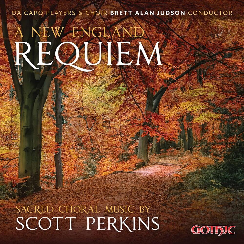 Perkins / Judson / Mueller - New England Requiem