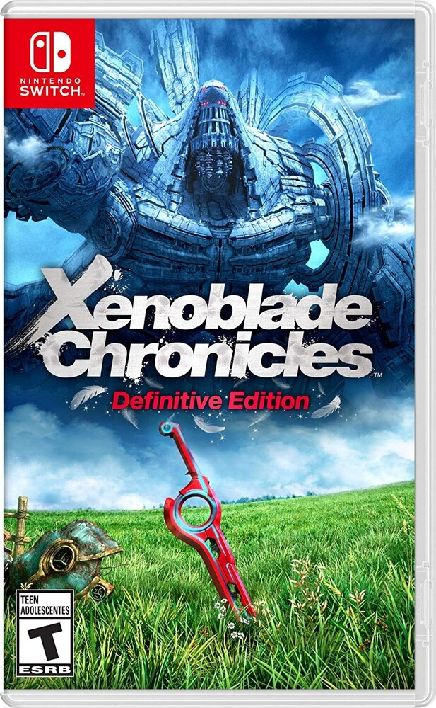 Swi Xenoblade Chronicles Definitive Edition - Xenoblade Chronicles Definitive Edition