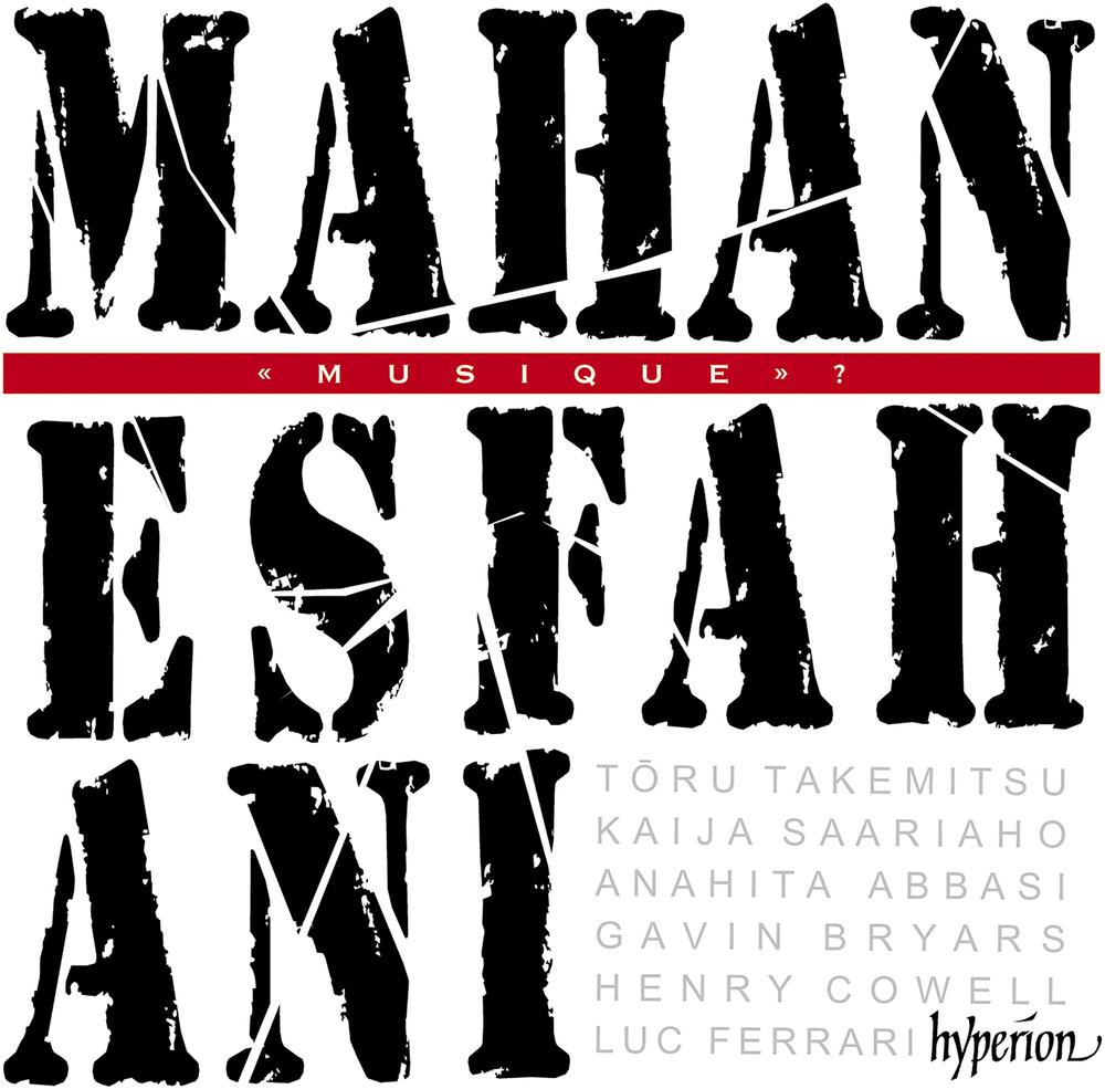 Mahan Esfahani - Musique?