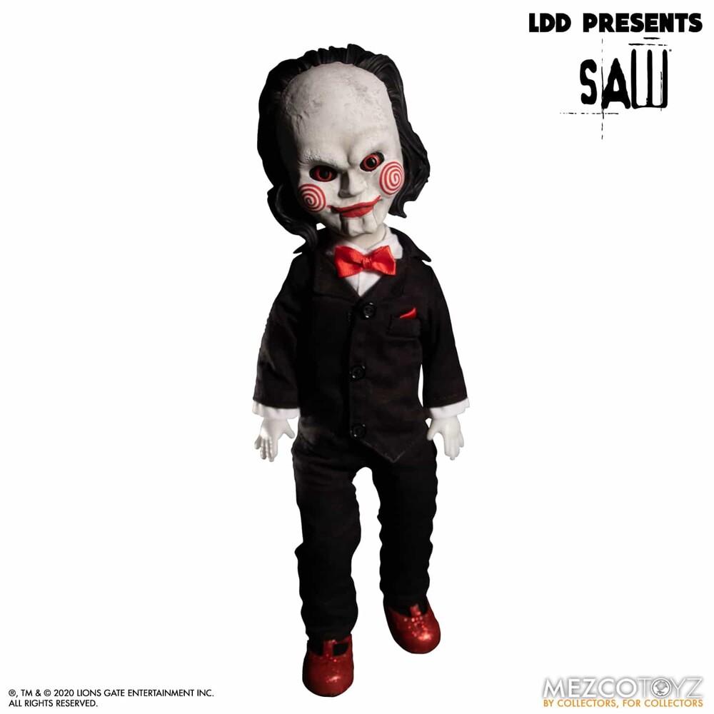 Ldd Presents Saw: Billy - Living Dead Dolls Presents - Saw - Billy