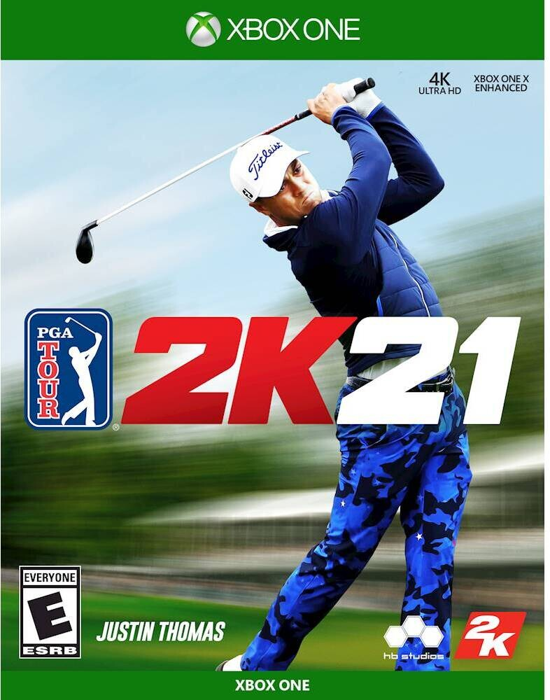 Xb1 PGA Tour 2K21 - PGA Tour 2K21 for Xbox One
