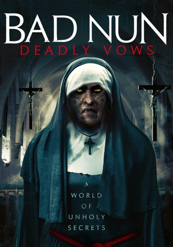 Bad Nun: Deadly Vows DVD - Bad Nun: Deadly Vows / (Ws)