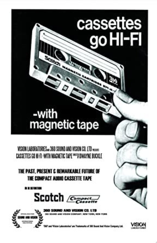- Cassettes Go Hi-Fi