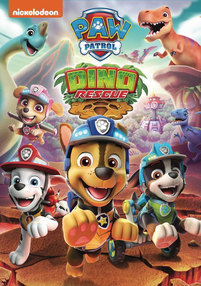 Paw Patrol: Dino Rescue - Paw Patrol: Dino Rescue / (Ac3 Amar Dol Dub Ws)