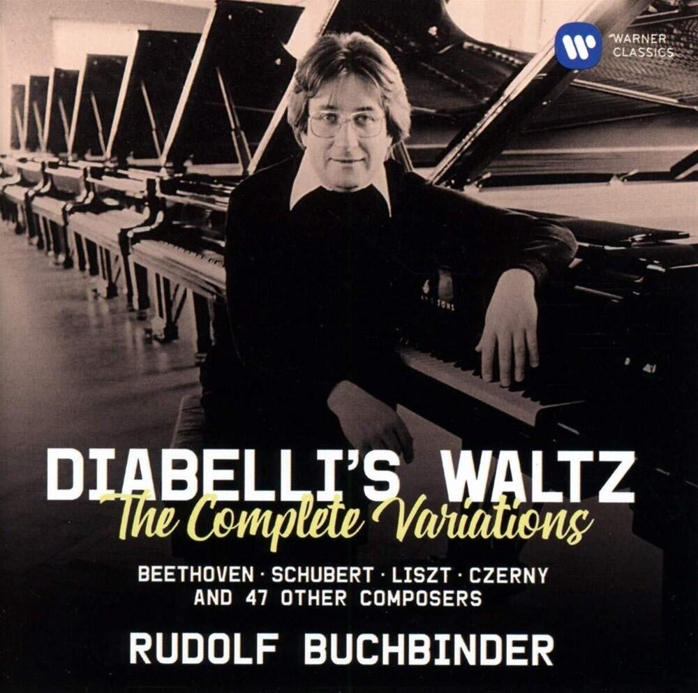 Rudolf Buchbinder - Diabelli's Waltz: The Complete Variations