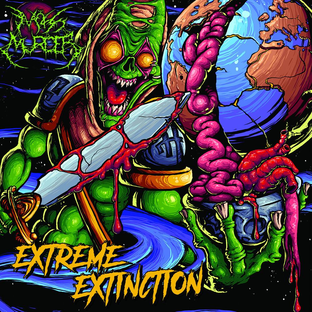 Mass Murder - Extreme Extinction
