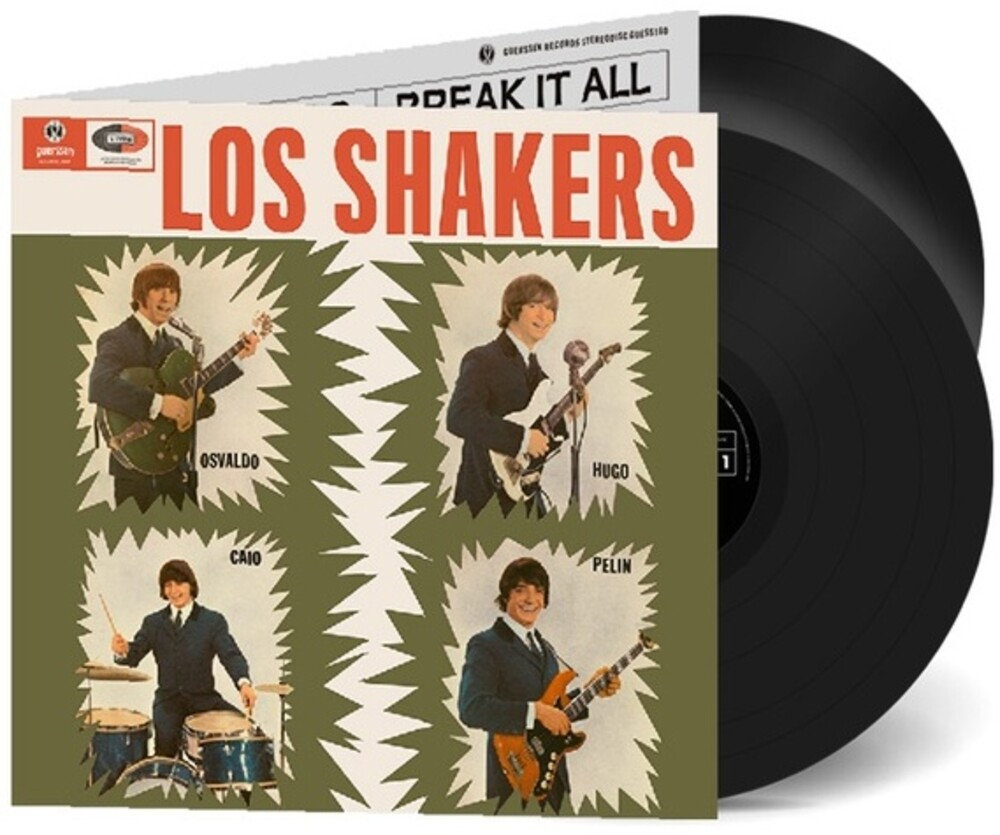 Los Shakers - Los Shakers / Break It All (2pk)