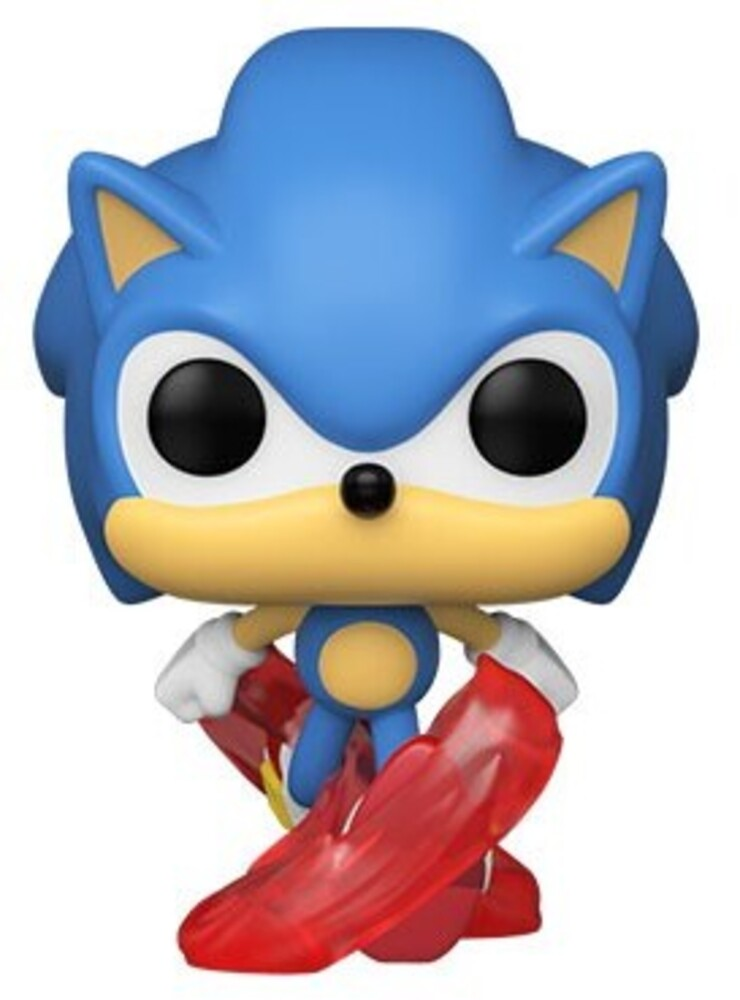 - FUNKO POP! GAMES: Sonic 30th - Running Sonic
