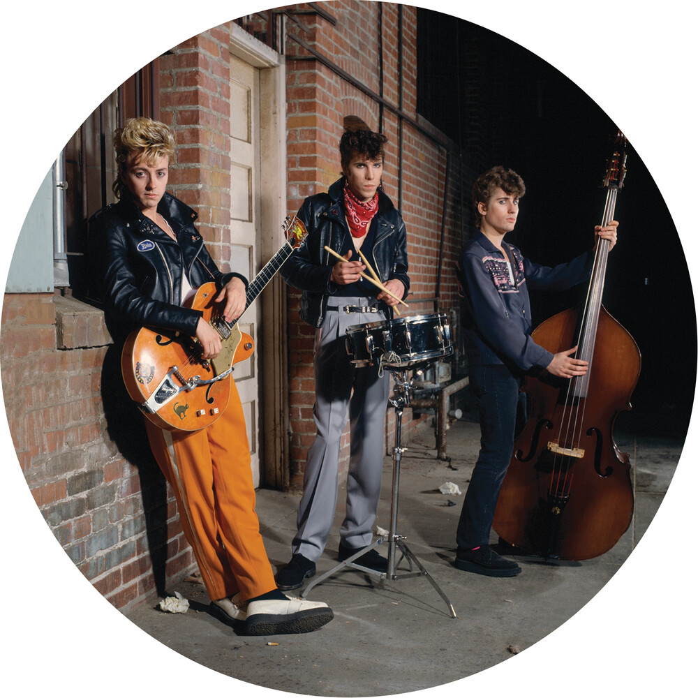 Stray Cats - Live At The Roxy 1981 [Picture Disc LP]