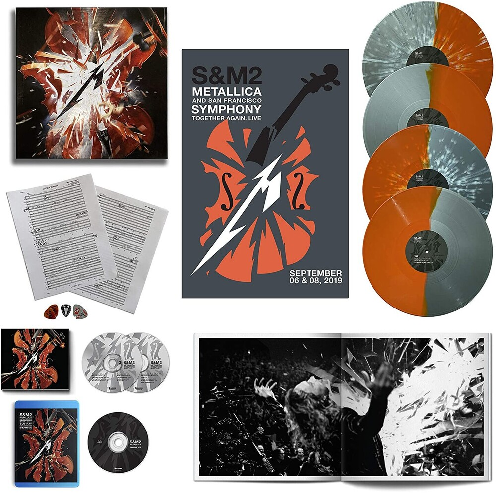 Metallica - S&M2 [Limited Edition Deluxe Box Set]