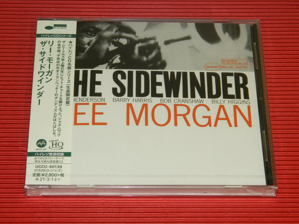 Lee Morgan - Sidewinder (Ltd) (24bt) (Hqcd) (Jpn)