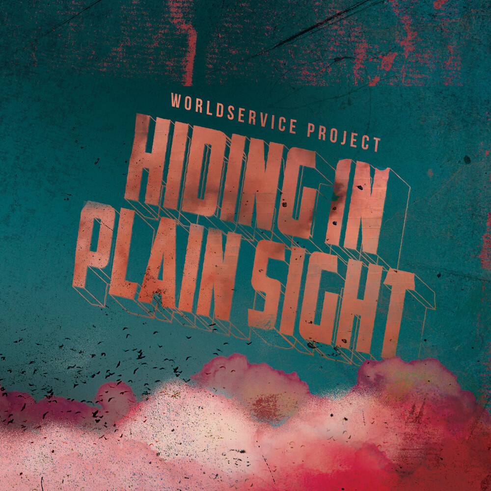 WorldService Project - Hiding In Plain Sight [Digipak]