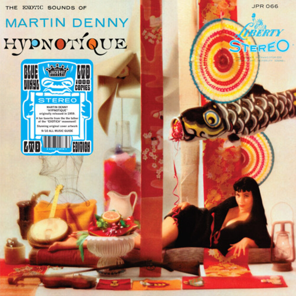 Martin Denny - Hypnotique [Black Vinyl]