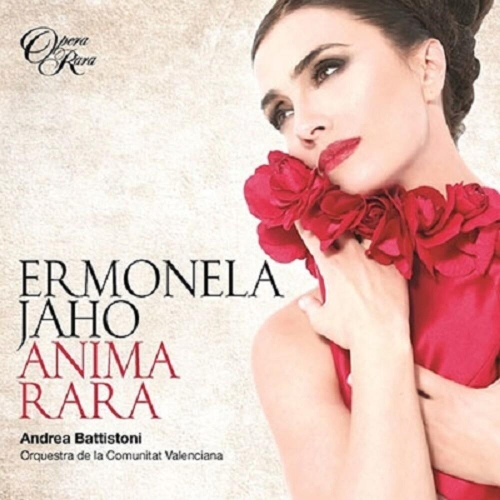 Ermonela Jaho - Anima Rara [Digipak]