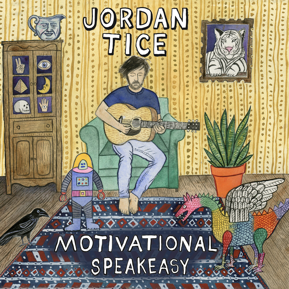 Jordan Tice - Motivational Speakeasy