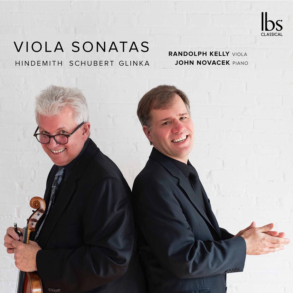 Randolph Kelly - Viola Sonatas