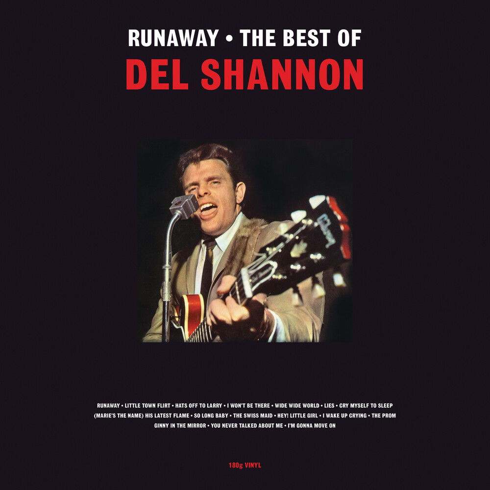 Del Shannon - Runaway: The Best Of [180 Gram] (Uk)