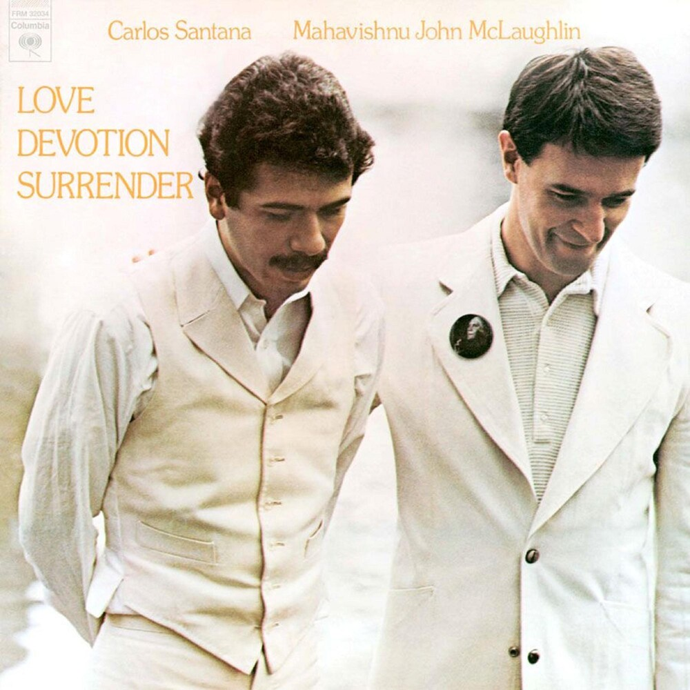 Carlos Santana / Mclaughlin,John - Love Devotion Surrender