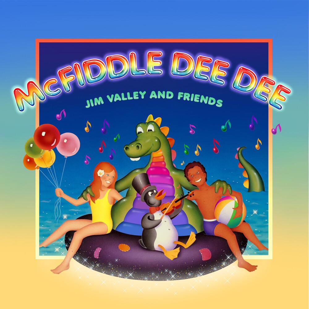 Jim Valley - Mcfiddle Dee Dee
